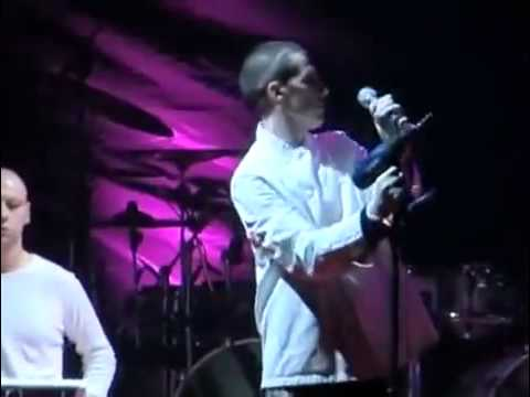 Fad Gadget - Live on Depeche Mode Exciter Tour 2001