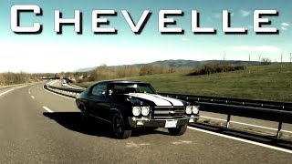 Cruising in a '70 Chevelle