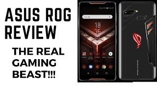 Asus ROG Phone Review The Real Gaming Phone