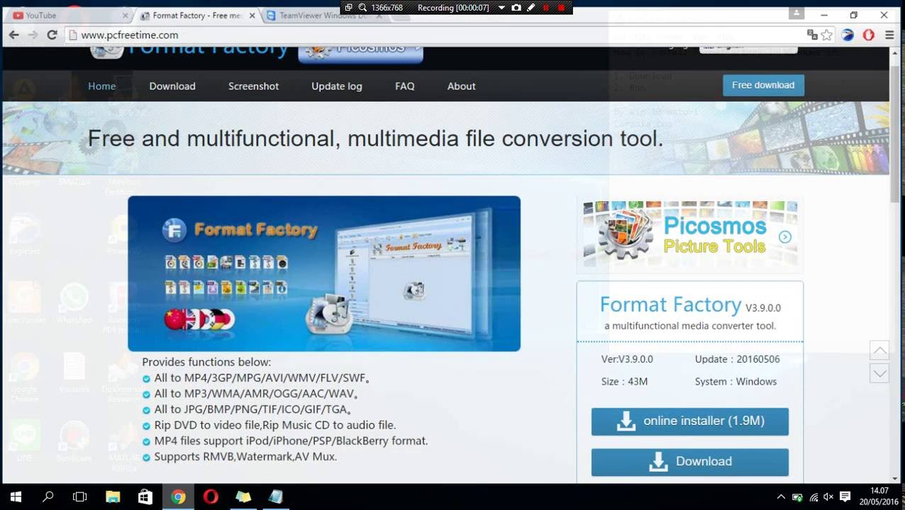 format factory free download latest full version for windows 10