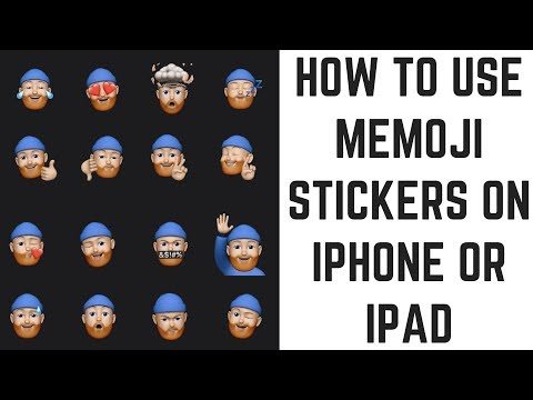 How To Send Memoji Stickers On IPhone Or IPad