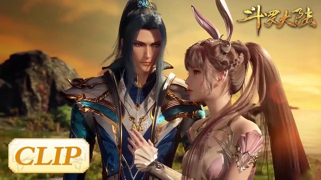 Xiao Bai VS Xiao Wu, who will win the fight? | ENG SUB《斗罗大陆》Soul Land EP179 Clip | 腾讯视频 - 动漫