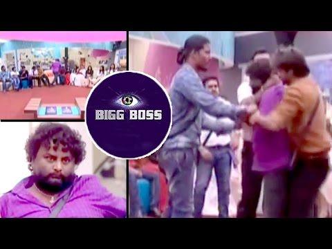 Bigg Bosss 3 : Huccha Venkat Beats Up Ravi Murur