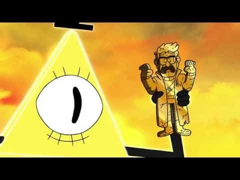 Bill the Ghost Rapper  Gravity Falls AMV