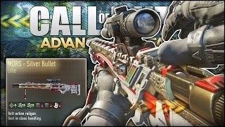 "Advanced Warfare - ""Elite Weapons"" Ep.32 - ""Mors - Silver Bullet"" Multiplayer Gameplay (CoD AW)"