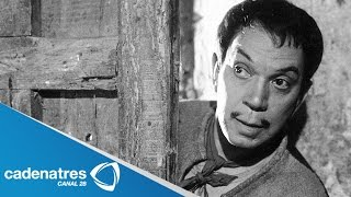 Mario Moreno Cantinflas cumpliría hoy 103 años / Mario Moreno Cantinflas meet today 103 years