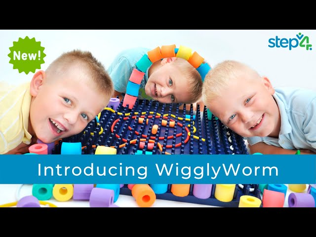 New Product: Introducing WigglyWorm