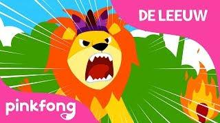 De Leeuw | Dierenliedjes | PINKFONG liedjes voor kinderen