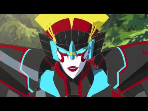 Transformers Robots in Disguise Sideswipe Meets Windblade