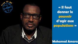 Time to Be #21 - La géopolitique du Sahel, avec Mohamed Amara