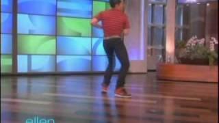"Dominic ""D-Trix"" Sandoval on Ellen 3/30/11"