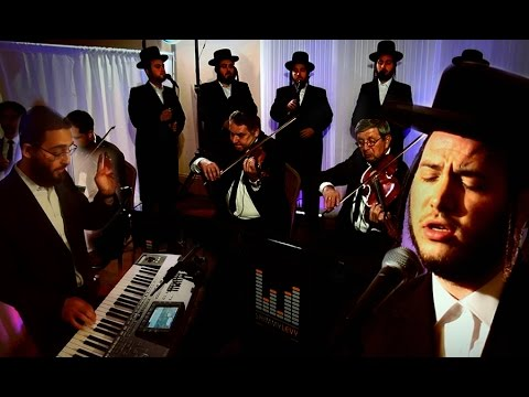"""A Magnificent Chuppah"" Motty Ilowitz & Meshorerim Choir - Shimmy Levy Productions"
