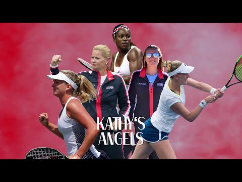 Kathy's Angels: Fed Cup Final 2017