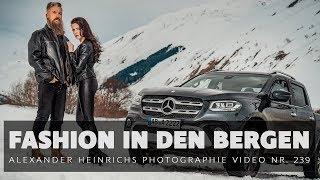 Fashion Shooting in den Bergen - ah-photo Video 239