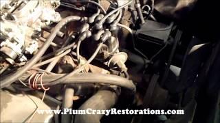 1967 Ford Mustang GTA - Upper Mechanical Inspection