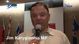 20130602, Jim Karygiannis, Liberal MP, 聯邦自由黨議員