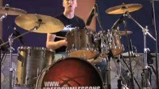 Accenting With Rim Shots - Drum Lessons