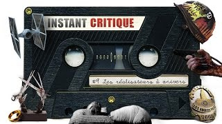 Instant Critique - Le Podcast Audio #9 - Les réalisateurs à univers