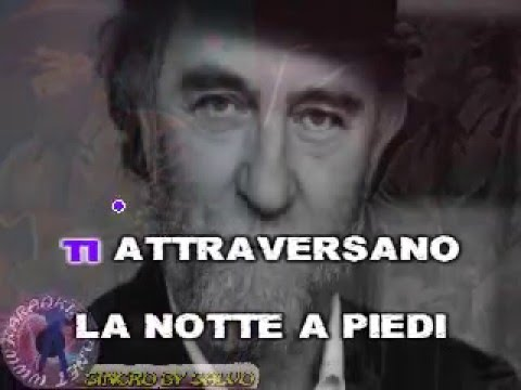 Lucio Dalla e Francesco De Gregori - Banana Republic (karaoke fair use)