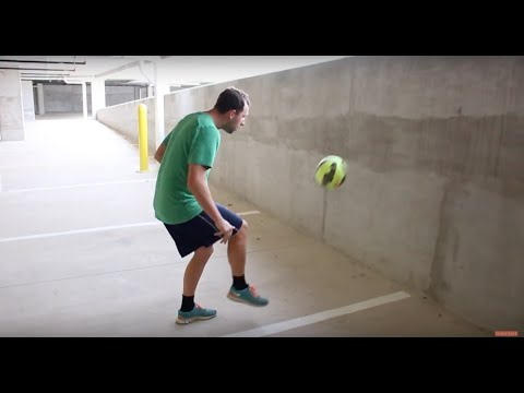 How To Improve First Touch Soccer Training | Online Soccer Skills
