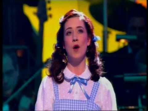 Danielle Hope - 'Somewhere Over the Rainbow' - Royal Variety Performance 2010