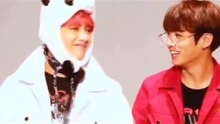 [BTS] Чонгук и Тэхен Клип- Он Мой Номер Один