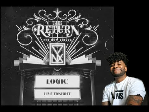 Logic - The Return First Reaction/Review #Meamda