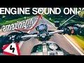 Triumph Scrambler 1200 XE sound [RAW Onboard]