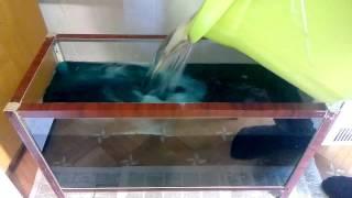 видео Каркасные аквариумы