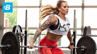 Fat-Burning Legs and Abs Workout   Ashley Horner