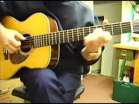 Tennessee Waltz guitar chords