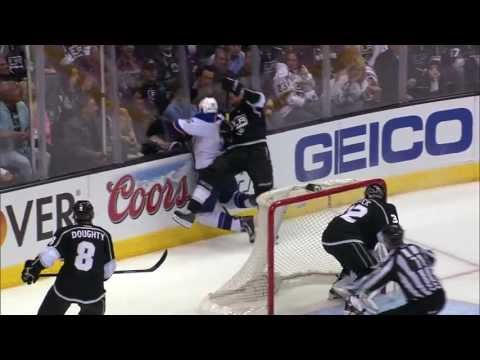 Regehr Says Hello To Reaves