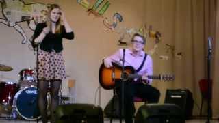 Lauluvõistlus 2014 @ Koidula - Elery Teor - Mina jään - Lenna
