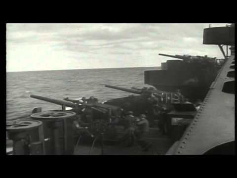 War in the Pacific, the supply route to Australia