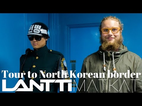 Pohjois-Korean rajalla, DMZ ja JSA kierros