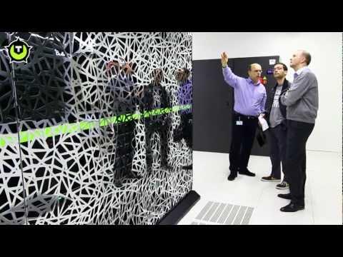 Videoreport: Het nieuwe rekenmonster van het KNMI