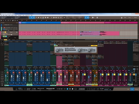 Add Excitement To Your Mix with Automation - Studio One Tutorial by David Mood: Produce Like A Pro.