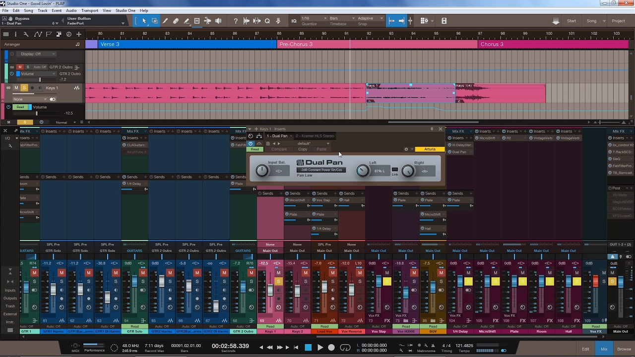 Add excitement to your mix with automation studio one tutorial by add excitement to your mix with automation studio one tutorial by david mood produce like a pro baditri Gallery