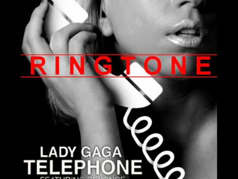 Lady Gaga featuring  Beyoncé - Telephone [FREE RINGTONE] + DOWNLOAD LINK NOW!