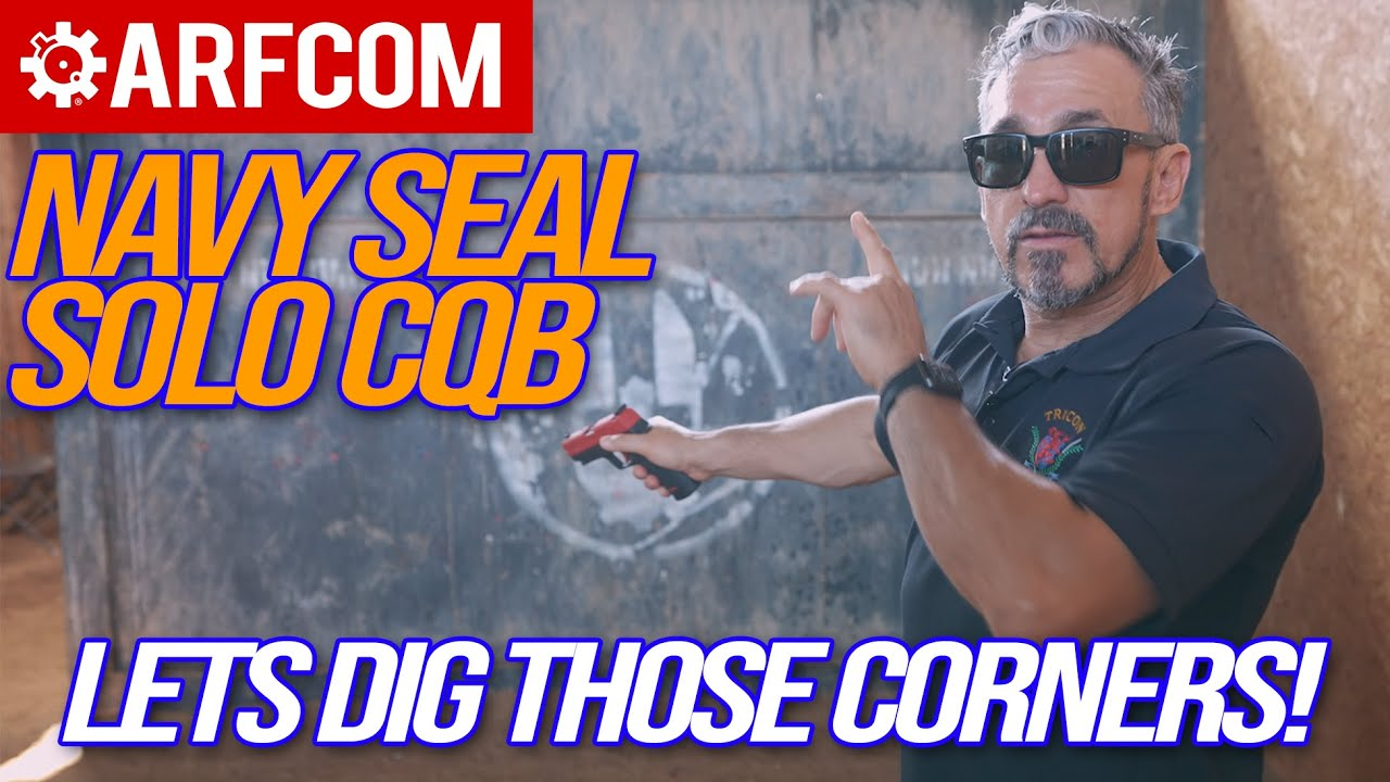 Could You Safely Clear Your Home Alone? Solo CQB with SEAL Team Jeff