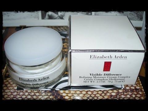 Elizabeth Arden Visible Difference Refining Moisture Cream ...