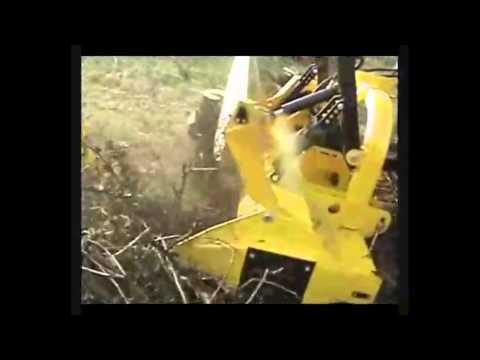 Мульчер w forrest 1400 на МТЗ 82