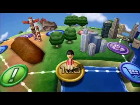 Let's Play Wii Party - Globe Trot (Part 2)