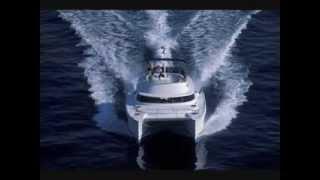Trawler Power Catamaran - Cumberland 46 by Multihull Solutions