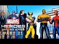 Marvel Heroes Omega [PC|Steam] {Story} Part 21 ✵ Dach des Polizeireviers ✵ Let's Play