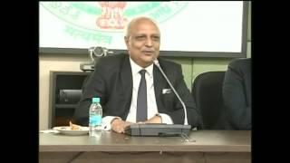 30 01 2016 CS Sri IYR Krishna Rao Speech   Felicitation by IAS Officers at Sectt ,
