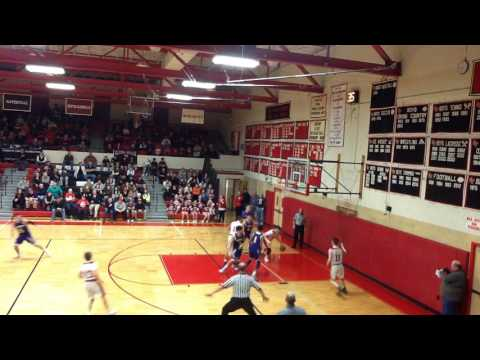 Glens Falls vs Amsterdam High School Basketball