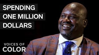 How Shaq Spent One Million Dollars In One Day, According To The NBA Star Himself