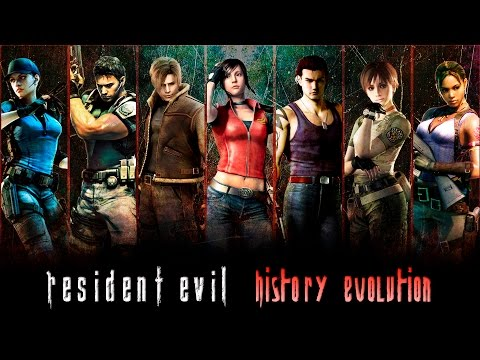 Resident Evil - Evolution | All Games (1996-2017) Biohazard HD 1080p