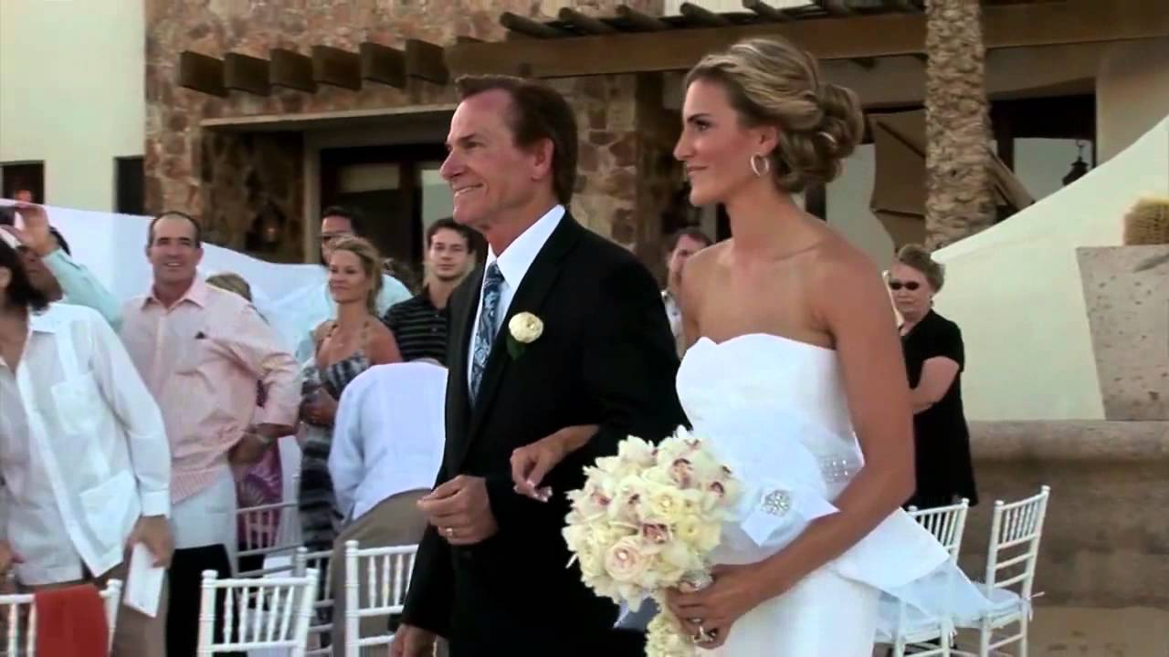 David Tutera Beach Wedding In Cabo Youtube